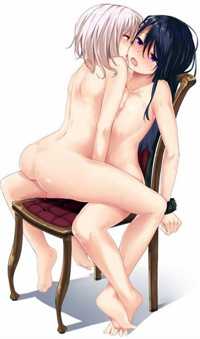 Hentai Yuri In Chair