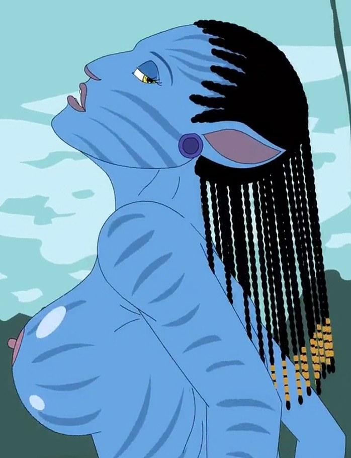 Cartoon Gonzo – Avatar X