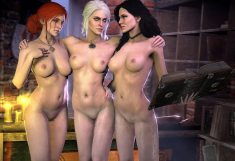 The Witcher 3 is a clear example that the naked mods improve the gaming experience