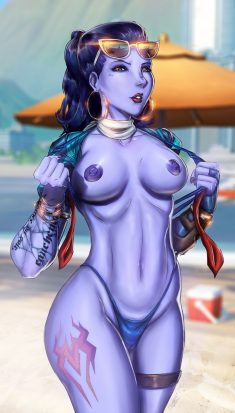 Widow summerflash by Ultamisia on DeviantArt