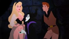 Maleficent samples both royalties