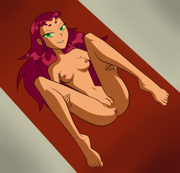 Starfire shows all