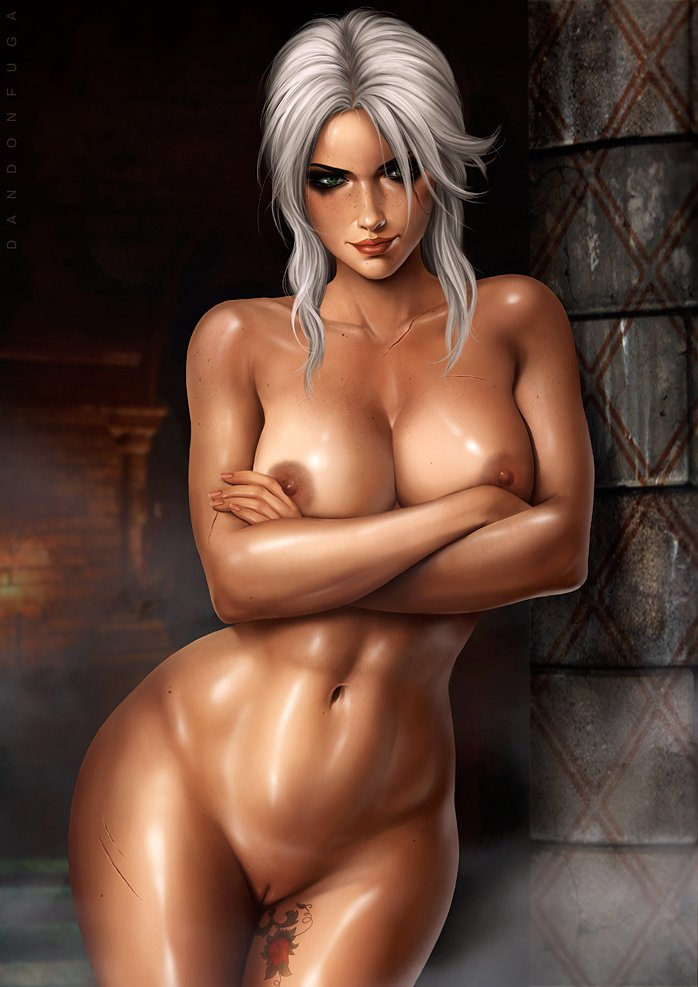 Ciri (Dandonfuga) – The Witcher