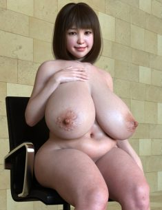 Asian BBW with huge breasts